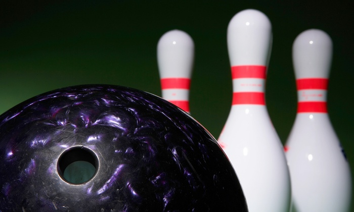 Sunset Lanes - Central Beaverton: $29 for 90 Minutes of Bowling for Five with Shoes at Sunset Lanes (Up to $58 Value)
