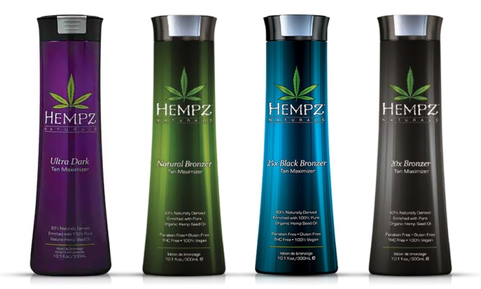Hempz Tanning Lotions. Multiple Options Available