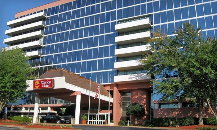 Clarion Hotel Marietta - Marietta: One-Night Stay at Clarion Hotel Marietta in Marietta, GA
