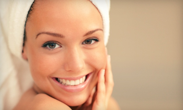 Day Spring Wellness Spa - Walnut Grove - Shelby Farms PD: One or Three Contouring Masks with Paraffin Treatments or Foot Scrubs at Day Spring Wellness Spa (Up to 68% Off)