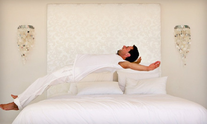 Mattress Choice - Multiple Locations: Mattress Set at Mattress Choice (Up to 78% Off). Two Options Available.