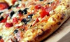 Tania's Pizza - Royal Oak: $18 for Three Groupons, Each Good for $10 Worth of Pizza at Tania's Pizza ($30 Total Value)