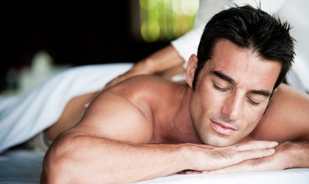 $45 for a 60-Minute Full-Body Massage at Men's Spa ($90 Value)
