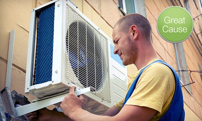 Rebuilding Together Oklahoma City - Britton: $10 Donation for Air-Conditioning Units