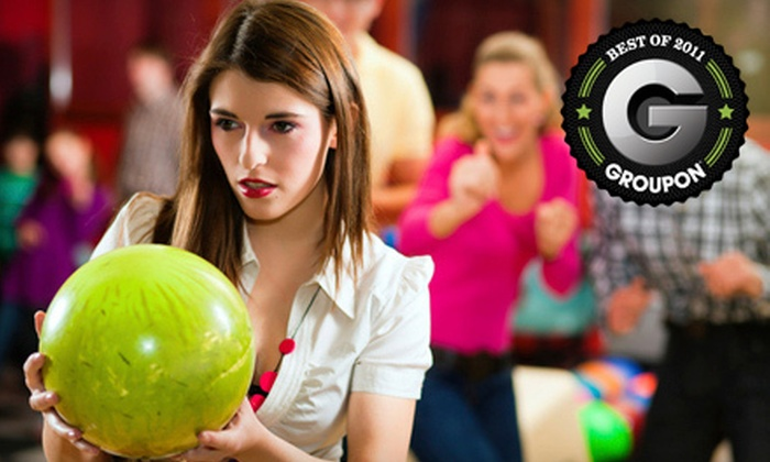 Strikes & Spares Entertainment Center - Mishawaka: $12 for Bowling, Go-Karting, and Mini Golf for Two at Strikes & Spares Entertainment Center in Mishakawa ($25.90 Value)