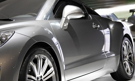 Junior Executive or CEO Car Detailing Package at The Detail Guys (Up to 59% Off)