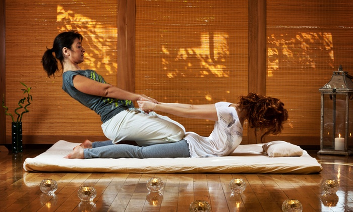 Healing Feels Good - Apex: One 60-Minute Thai or Table Thai Fusion Massage at Healing Feels Good (Up to 50% Off)