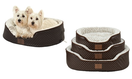 Bunty Manhattan Quilted Bed for Dogs