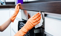 Komplette Reinigung von Wohnungs- oder Geschäftsräumen inkl. Fensterreinigung bei Shining Room (bis zu 72% sparen*)