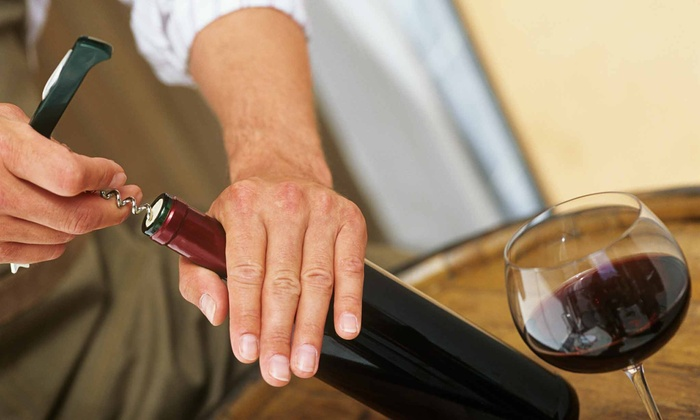 Tarpon Springs Castle Winery - Tarpon Springs Castle Winery: Wine Tasting with Keepsake Glasses for Two or Four at Tarpon Springs Castle Winery (Up to 64% Off)