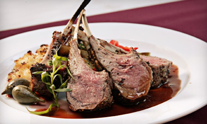 null - Downtown Portland: $30 for $60 Worth of Locally Sourced American Cuisine at Quartet