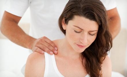 Acupressure-Massage Workshop for 2 and 2 Mechanical Deep-Tissue Acupressure Massages  (a $180 value) - Advanced Wellness Centre Ottawa in Ottawa