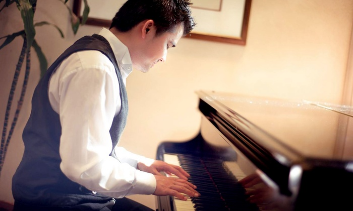 T.K. Musik Akademy - Kearny Mesa: Four 60-Minute Group or Private Piano Lessons at T.K. Musik Akademy (Up to 51% Off)