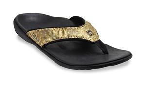 Spenco Women's Python Sandals