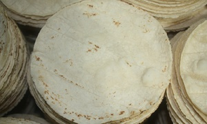 Del Campo Tortillas: $6 for $10 Worth of Ethnic Food — Del Campo Tortillas