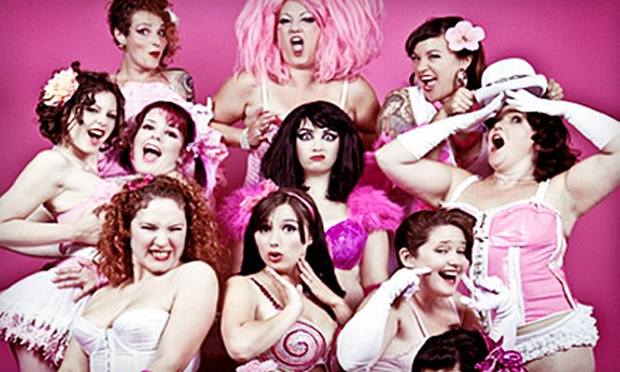 The New Orleans Burlesque Festival's Queen's Ball - House of New Orleans: $16 to See The New Orleans Burlesque Festival's Queen's Ball on Saturday, September 21, at 11 p.m. (Up to $31 Value)