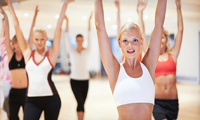 SandyCampyFitness - University District: 10 or 20 Fitness Classes at SandyCampyFitness (Up to 77% Off)