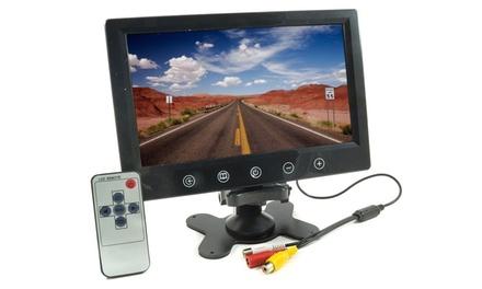 Monitor per auto