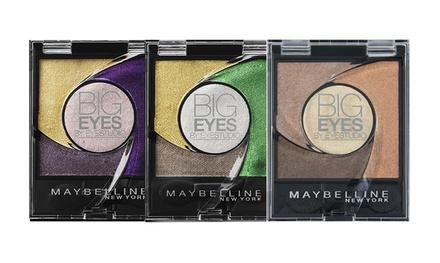 Maybelline New York Eye Studio Eyeshadow Three-Pack