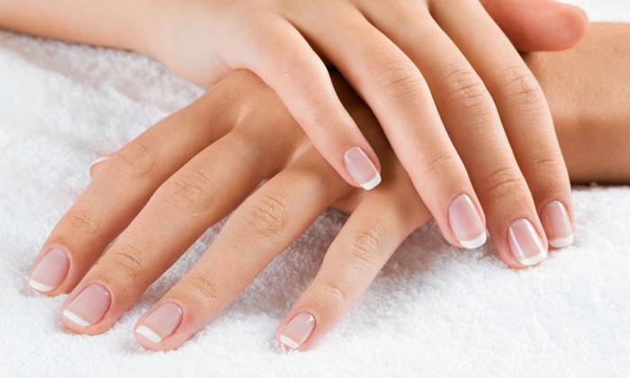Tantastic Salons - Northfield: Signature Gel Manicure, Signature Hot Stone Pedicure,  or Signature Mani-Pedi at Tantastic Salons (Up to 55% Off)