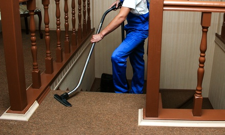 Three or Five Rooms of Carpet Cleaning from Carpet Sparkle Carpet Cleaning (Up to 67% Off)