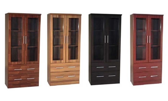 Display Hall Cabinets   Groupon Goods