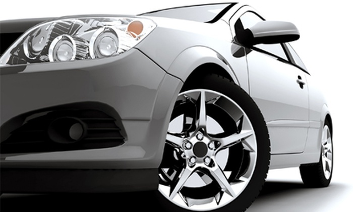 European Motorcars - Urbandale: Interior or Exterior Detail, or Silver, Gold, Platinum, or Platinum-Plus Package at European Motorcars (Up to 54% Off)