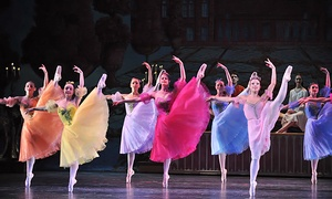 """The Nj Ballet Presents """"the Nutcracker"""" At Levoy Theatre On November 30 At 2 P.m. Or 5 P.m. (up To 30% Off)"""