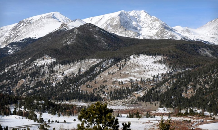 Boulder Brook on Fall River - Estes Park, CO: 2-Night Stay for Two with Wine Tasting at Boulder Brook on Fall River in Estes Park, CO