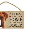 Hanging Decorative Dog Sign