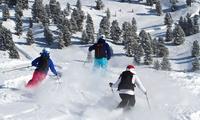 Skilift-Tageskarte mit Verleih oder Skilift-Saisonpass im Glück Auf Skigebiet Winterberg-Langewiese(bis 51% sparen*)