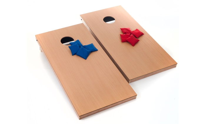 Trademark Games Regulation-Size Cornhole Game