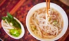 Les Givral's Kahve - The Heights, Washington Corridor: Vietnamese Lunch or Dinner with Appetizer for Two or Four at Les Givral's Kahve (54% Off)