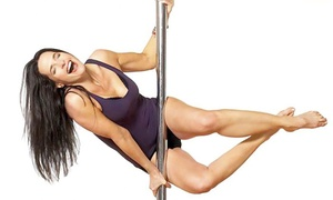 Four Pole-dancing Classes Or Party With Champagne And Strawberries At Sheila Kelley S Factor (up To 88% Off)