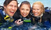 Up to 78% Off Discover Scuba Class