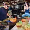 Up to Half Off Fall-Themed Glass-Blowing Activity