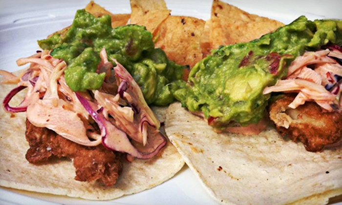 Studio Square NYC - The Garden at Studio Square: $29 for a Cinco de Mayo Drink Package with Tacos from Studio Square NYC ($70 Value)