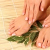 Up to 60% Off Mani-Pedis with Facials
