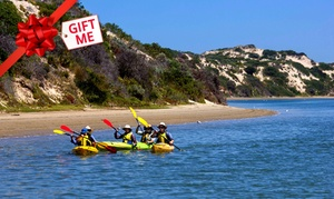 Canoe The Coorong: $189 for a Full-Day Kayaking Tour with Meals and Photos for Two People with Canoe The Coorong ($295 Value)
