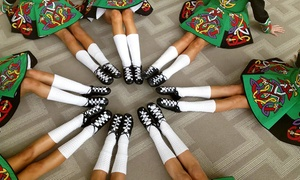Lavin-Cassidy School of Irish Dance: One or Three Months of Kids' Irish Dance Lessons at Lavin-Cassidy School of Irish Dance ($56 Value)