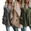 Women's Button Fleece Jacket