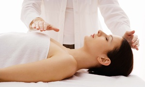 One Or Three Reiki Sessions, Pumpkin-enzyme Facials, Or Aromatherapy Massages (up To 54% Off)