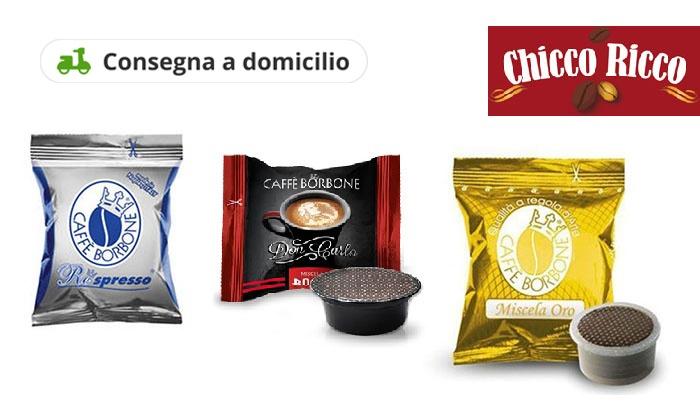 Caffè & Pasticcerie : Codice Coupon per Capsule caffè compatibili Borbone da