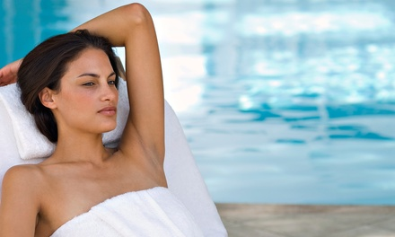 Six Laser Hair-Removal Treatments (Up to 70% Off). Four Options Available.