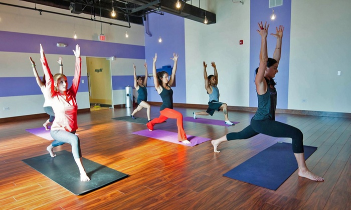 Chicago Fit Life - Wheeling: 5 CrossFit, Yoga, or Spinning Classes at Chicago Fit Life (Up to 51% Off)