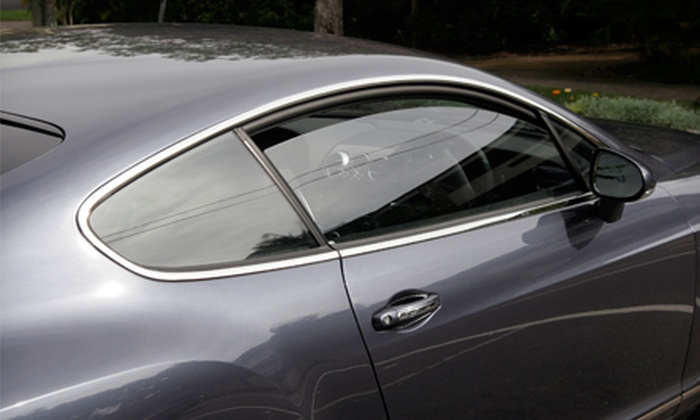 Find It All Audio - Mid-Wilshire: $60 for Tinting for Five Car Windows (Up to $120 Value)