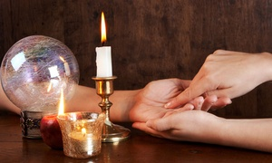 Up to 80% Off Psychic Readings at Psychic Palm & Card Reader, plus 6.0% Cash Back from Ebates.