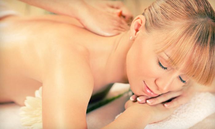 Salon R & Spa - Kalihi - Palama: One 60-Minute Deep-Tissue or Hawaiian Mana Massage at Salon R & Spa (Half Off)
