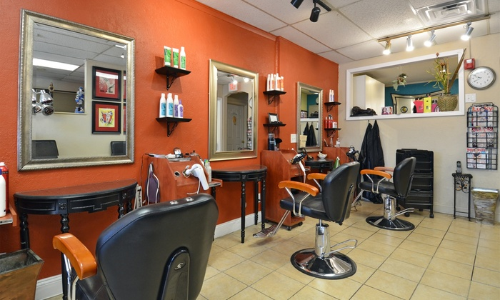 Susan Ferri at Hair N Now - Warwick: Wash, Cut, and Style with Optional Color or Full Foil Highlights from Susan Ferri at Hair N Now (Up to 51% Off)