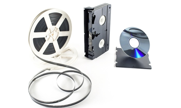 Home Video Studio - Southeast Warren: Film-to-DVD Transfers, Video Editing, and Photo Keepsakes from Home Video Studio (Up to 61% Off). Two Options Available.